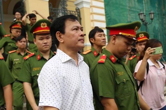 Tòa quận 4 đã ủy thác thi hành án ông Nguyễn Hữu Linh