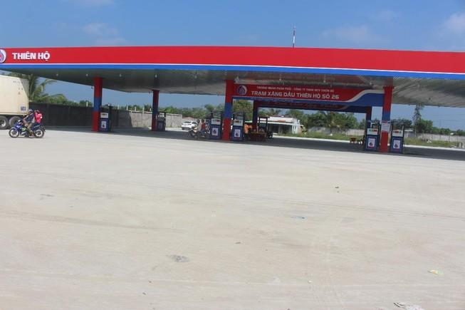 Tự ý đấu nối vào QL30, chủ cây xăng bị phạt 48,5 triệu đồng