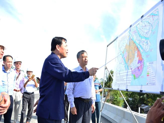 Bộ trưởng: Hạn, mặn tại miền Tây sẽ khốc liệt