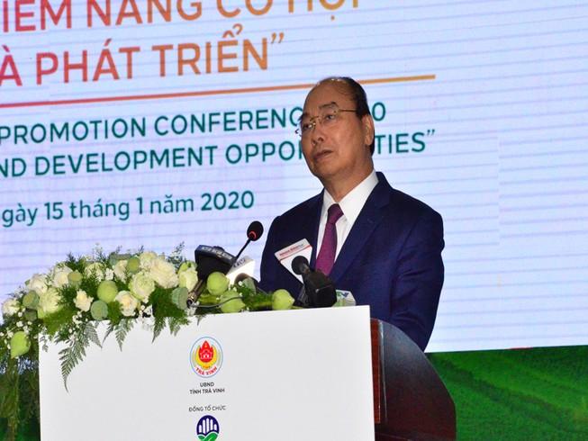 Trà Vinh trao quyết định đầu tư 5 dự án lớn