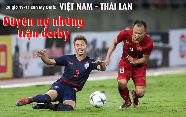 Việt Nam - Thái Lan: Duyên nợ trận derby Đông Nam Á