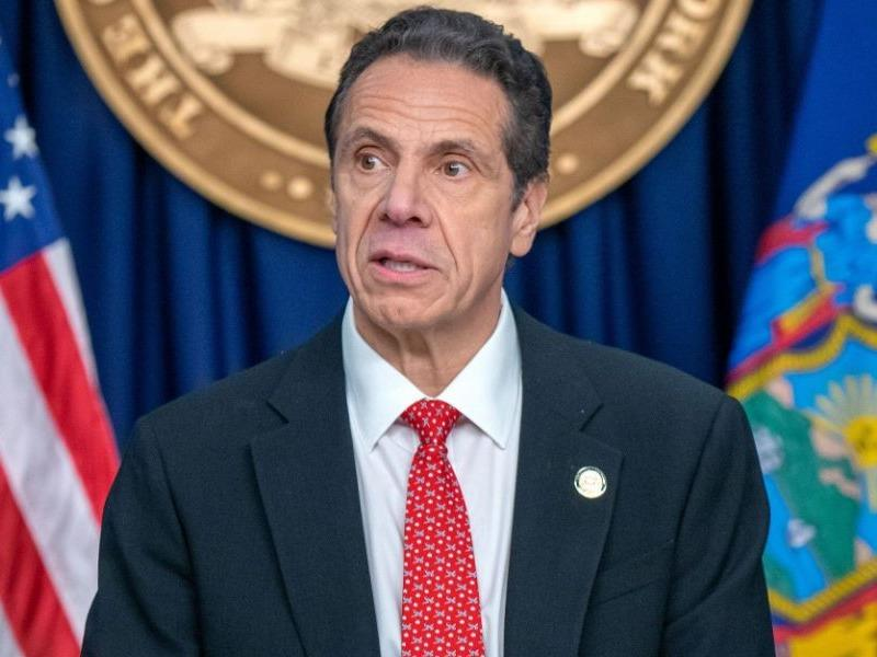 Thống đốc bang New York Andrew Cuomo.