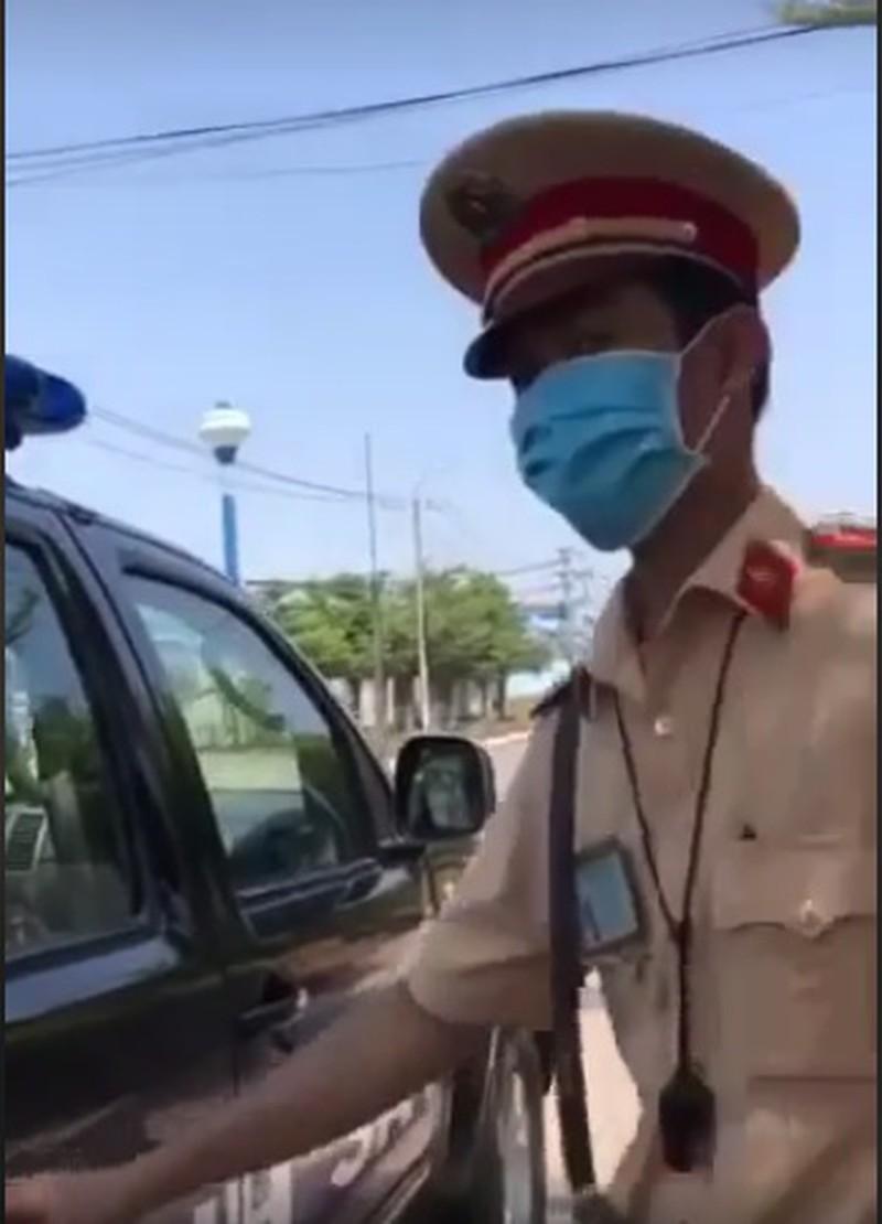 Đồng Nai: Tạm đình chỉ 2 lãnh đạo Đội CSGT liên quan clip - ảnh 1