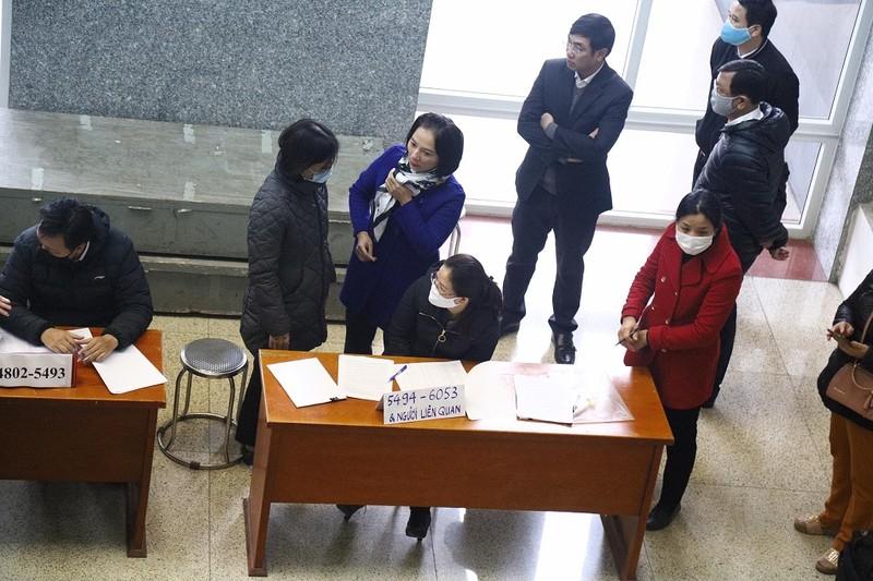 Một phiên tòa có tới 15 thẩm phán dự khuyết - ảnh 4