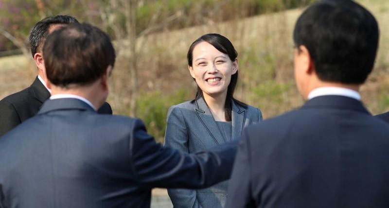 Em gái ông Kim 'đe' Ngoại trưởng Hàn về COVID-19 ở Triều Tiên - ảnh 1