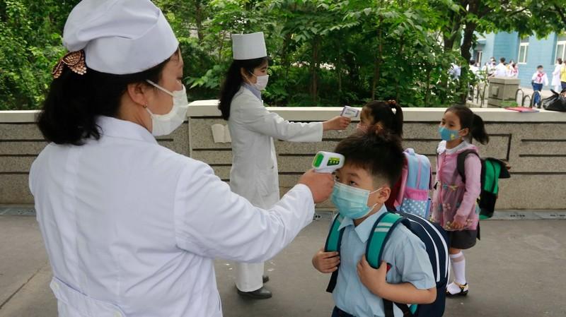 Em gái ông Kim 'đe' Ngoại trưởng Hàn về COVID-19 ở Triều Tiên - ảnh 2