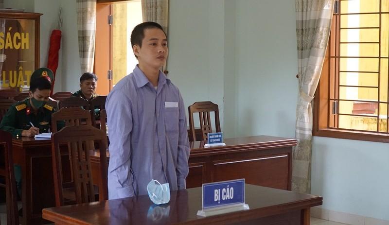 Đang xét xử Triệu Quân Sự trốn khỏi trại giam - ảnh 1