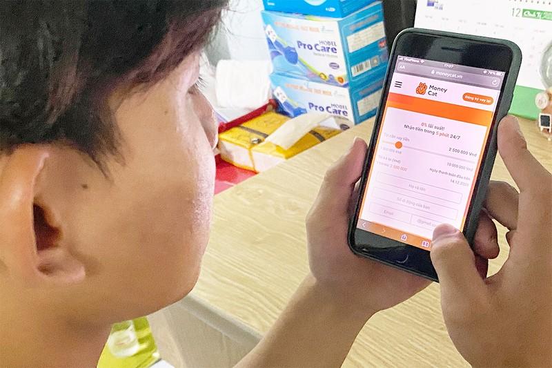 Cảnh báo công ty Trung Quốc thao túng cho vay ngang hàng - ảnh 1