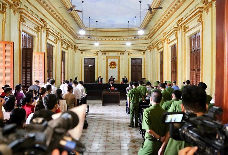 Xử 19 người liên quan đến vụ Tuấn 'khỉ' giết người cướp của - ảnh 4