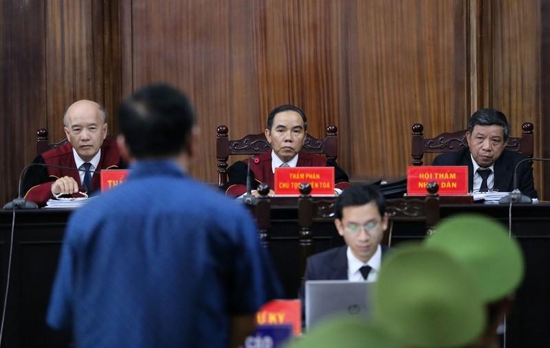 Bị cáo Đinh La Thăng nói về vụ thất thoát 725 tỷ đồng - ảnh 2