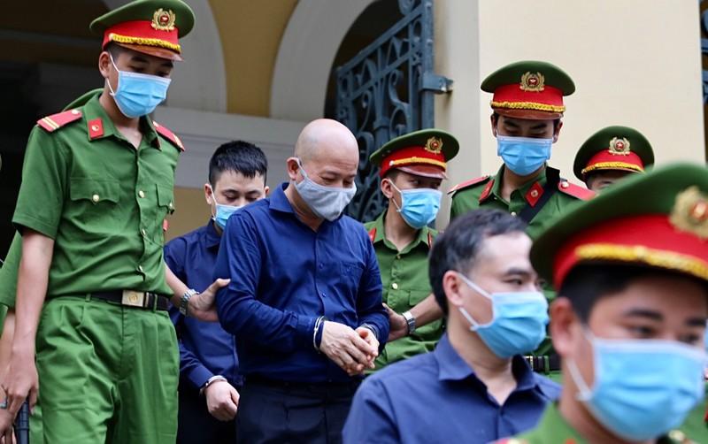 Bị cáo Đinh La Thăng nói về 725 tỷ đồng thất thoát - ảnh 1