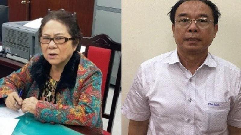 Ông Nguyễn Thành Tài tiếp tục hầu tòa cùng nữ đại gia - ảnh 1