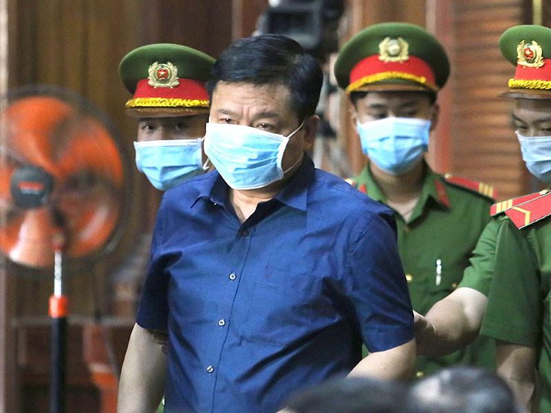 Ông Đinh La Thăng bị cáo buộc gây thiệt hại 725 tỉ - ảnh 1