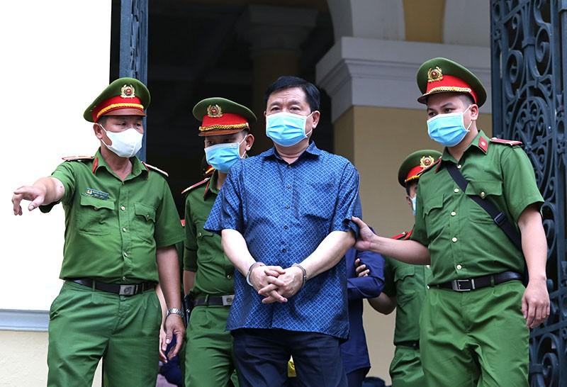 Ông Đinh La Thăng đổ tội cho ông Nguyễn Hồng Trường - ảnh 1