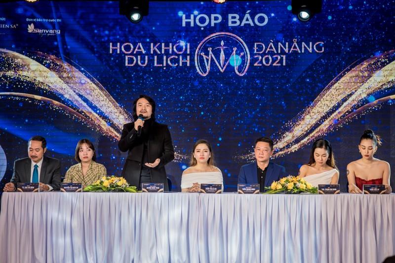 Hoàng Nhật Nam, Tiểu Vy làm giám khảo Hoa khôi Du lịch 2021 - ảnh 2