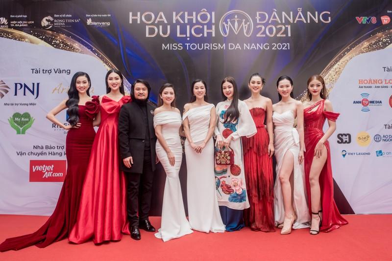 Hoàng Nhật Nam, Tiểu Vy làm giám khảo Hoa khôi Du lịch 2021 - ảnh 3