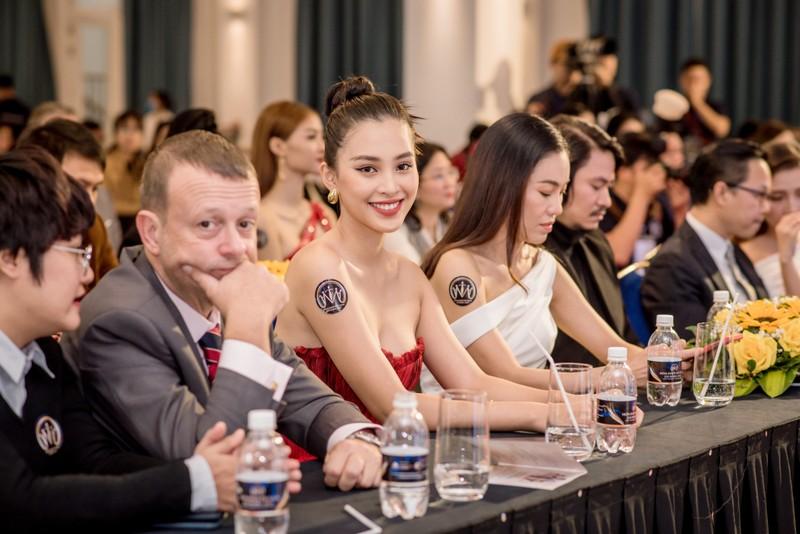 Hoàng Nhật Nam, Tiểu Vy làm giám khảo Hoa khôi Du lịch 2021 - ảnh 5