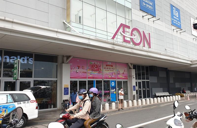 Mời làm việc nhiều người bán đa cấp trong vụ đánh nhau ở Aeon - ảnh 1