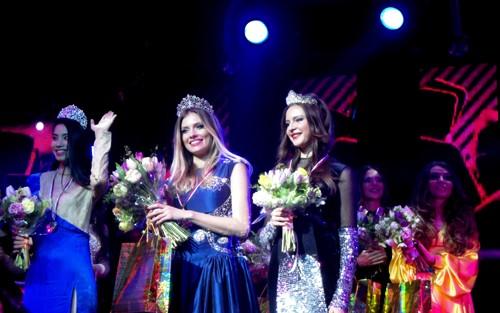 Người đẹp Việt đăng quang Á hậu thể thao thế giới tại Sochi - ảnh 1