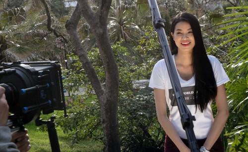 Người đẹp Việt đăng quang Á hậu thể thao thế giới tại Sochi - ảnh 2