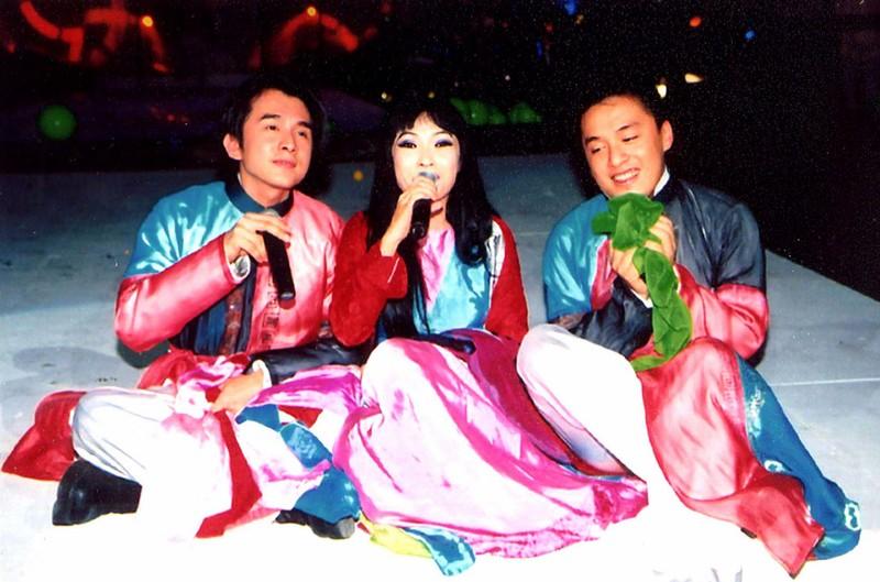 Chùm ảnh Lam Trường qua các thời kỳ do fan lưu giữ - ảnh 2