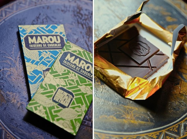 Cacao của Marou là giống quý hiếm và trồng tại Việt Nam