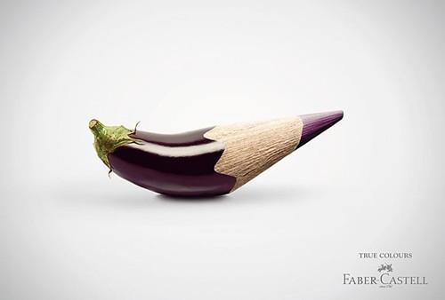 Ý tưởng quảng cáo độc đáo từ thức ăn - ảnh 4