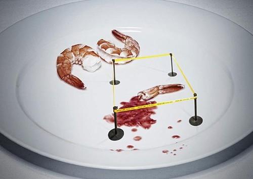 Ý tưởng quảng cáo độc đáo từ thức ăn - ảnh 14