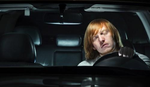 Vô-lăng phát hiện lái xe ngủ gật - ảnh 1