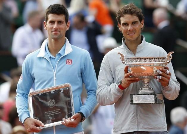 Rafael Nadal bật khóc trên bục đăng quang tại Roland Garros - ảnh 2