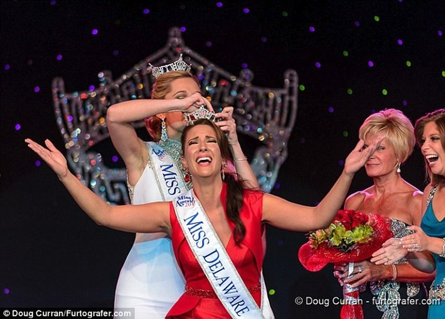 tổ chức Miss America