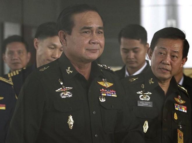 """Quân đội Thái Lan sẽ làm """"cố vấn"""" cho chính phủ lâm thời - ảnh 1"""