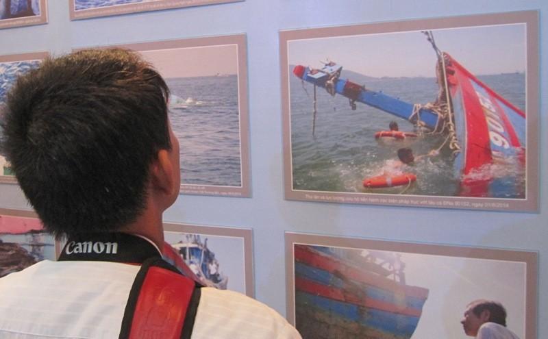 Bằng chứng về hành động ngang ngược của Trung Quốc trên vùng biển Việt Nam - ảnh 5
