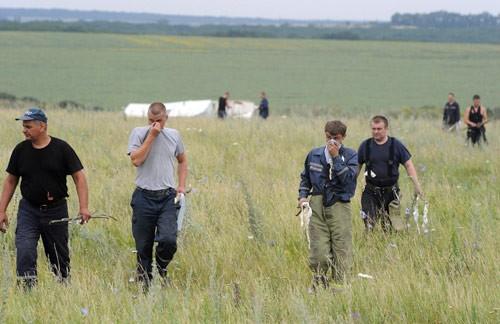 Chuyên gia tái hiện giờ phút cuối của hành khách MH17 - 1
