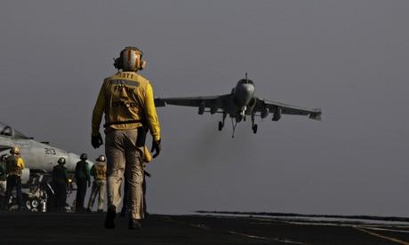 Mỹ sẽ lập 'liên minh' 10 nước chống IS - ảnh 1