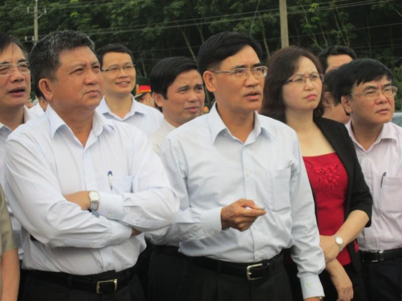 Đoàn công tác QH khảo sát dự án sân bay Long Thành - ảnh 2