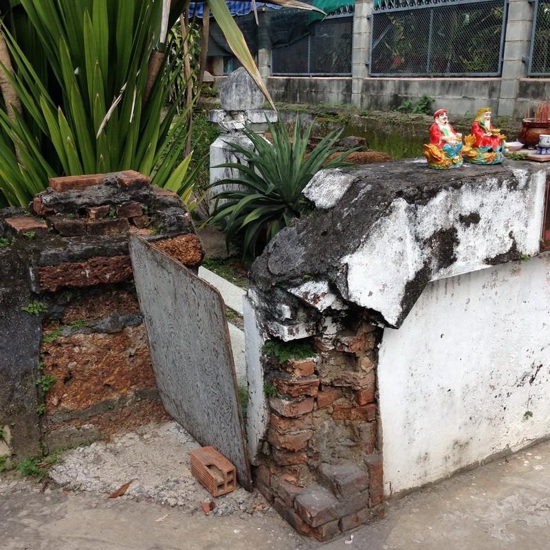 Ngỡ ngàng với vẻ đẹp trường tồn của mộ xưa - ảnh 2