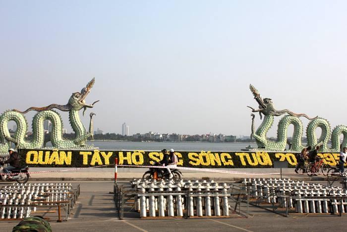 Hà Nội: Sẵn sàng khai hỏa 31 trận địa pháo trong đêm giao thừa - ảnh 6