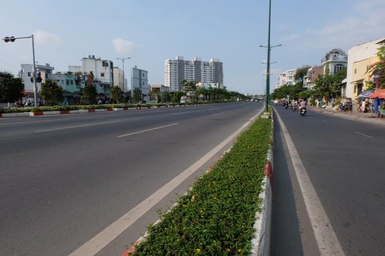 Đường Sài Gòn dễ thở trong ngày đầu tiên đi làm  - ảnh 3