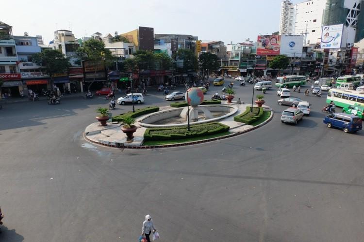 Đường Sài Gòn dễ thở trong ngày đầu tiên đi làm  - ảnh 6