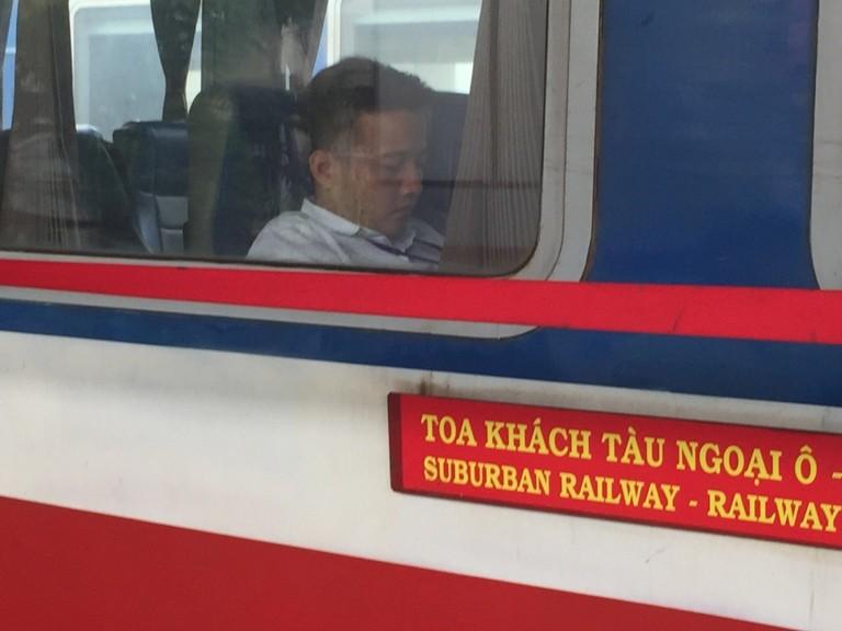 Sài Gòn 'sống lại' những chuyến tàu ngoại ô - ảnh 2