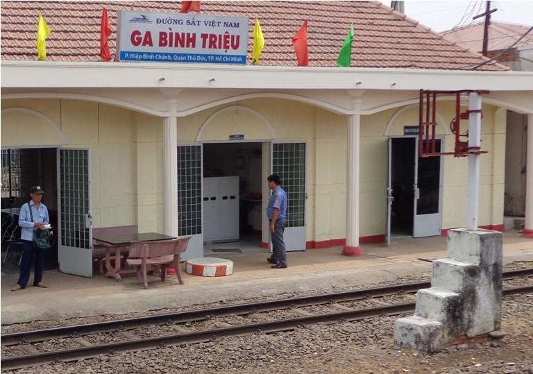 Sài Gòn 'sống lại' những chuyến tàu ngoại ô - ảnh 10