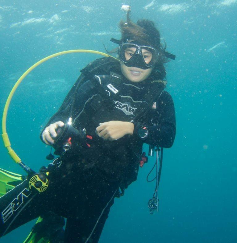 Biển Cù Lao Chàm tuyệt đẹp dưới ống kính du khách - ảnh 4