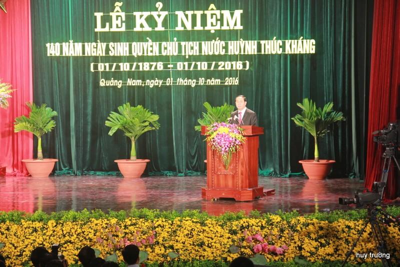 Huỳnh Thúc Kháng  - Cả đời vì nước, thương dân   - ảnh 1