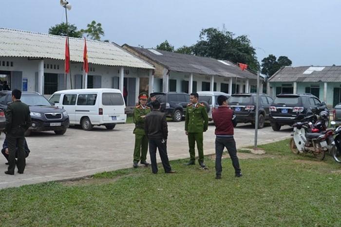 Hiện trường vụ sát hại 4 người ở Hà Giang - ảnh 3