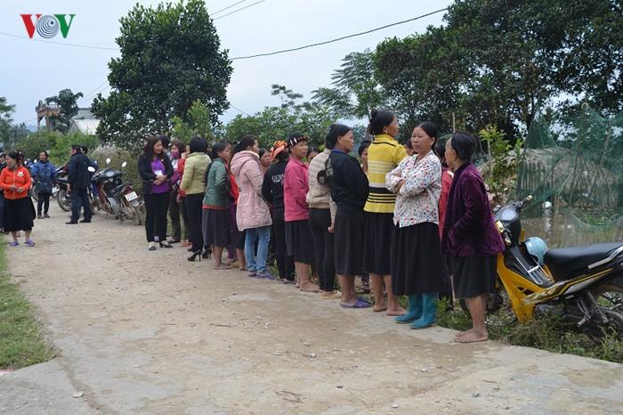 Hiện trường vụ sát hại 4 người ở Hà Giang - ảnh 5
