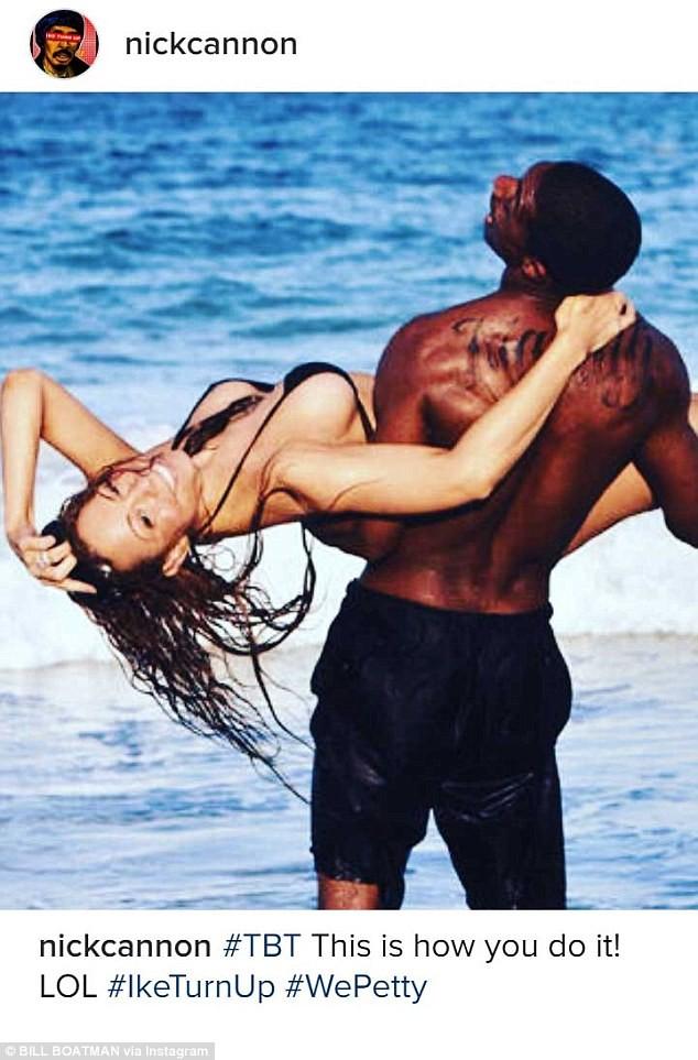 Mariah Carey bên tình mới - ảnh 3