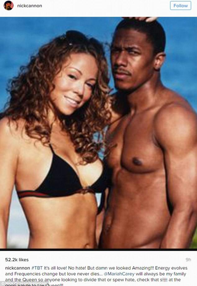 Mariah Carey bên tình mới - ảnh 4