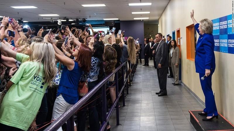 Những bức ảnh selfie nổi tiếng của năm 2016 - ảnh 12