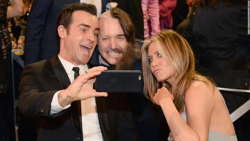 Những bức ảnh selfie nổi tiếng của năm 2016 - ảnh 4